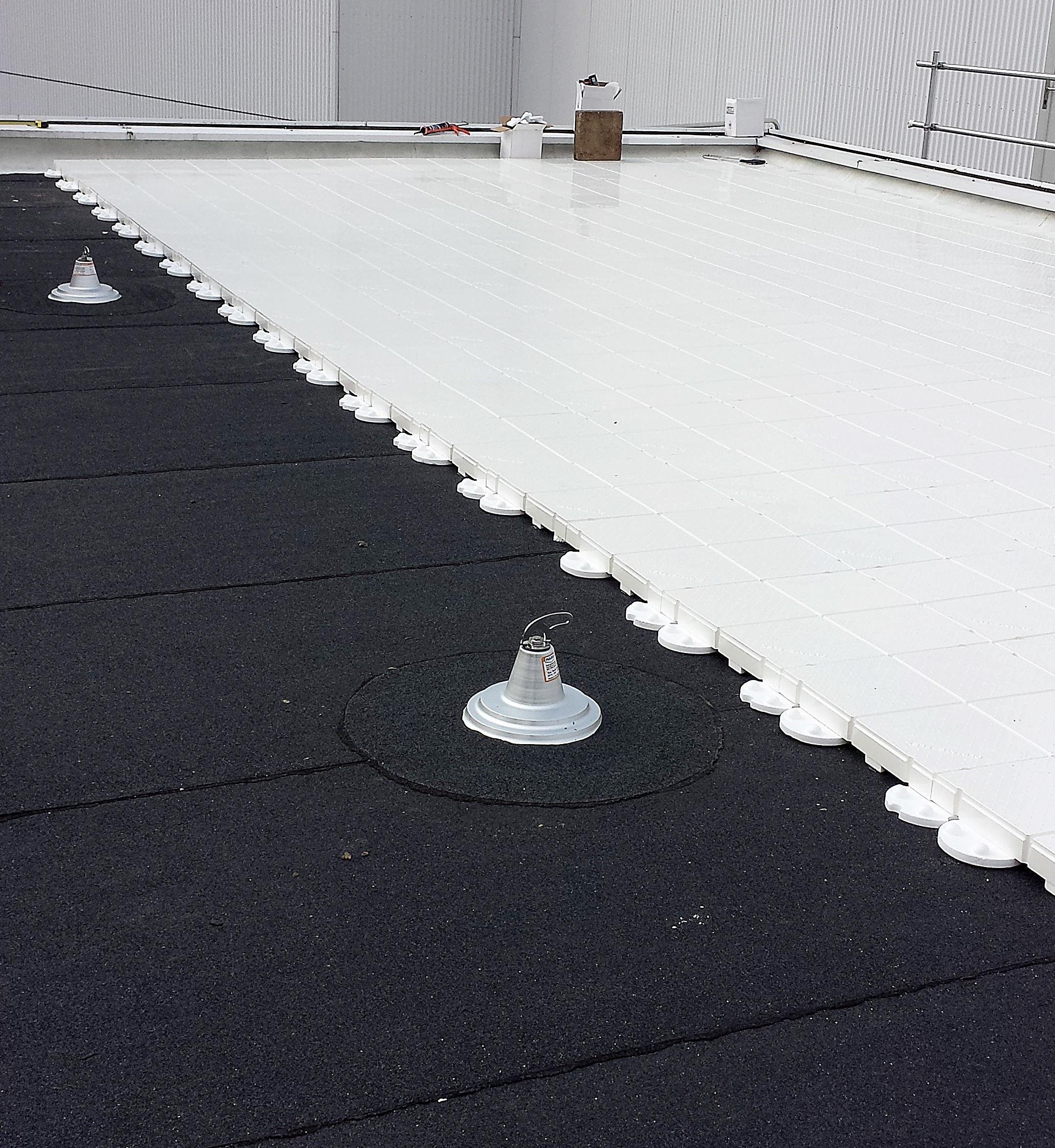 Duurzaam maken van dak